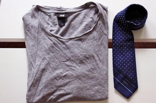 philip hördegård hordegard badhusgatan wordpress blogg blog herrmode hm lanvin H&M alber elbaz sammarbete designer <3 slips grå tshirt